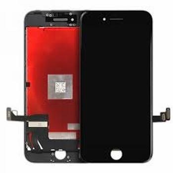 Vitre tactile noir avec écran LCD pour iPhone 7