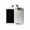 Vitre tactile blanc avec écran LCD pour iPhone 6s plus